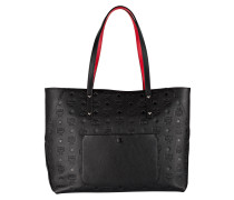 Shopper KLARA MONOGRAMMED MEDIUM - schwarz