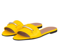 Sandalen LARA - gelb