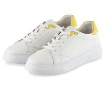 Sneaker SEACOAST - WEISS/ GELB