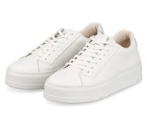 Plateau-Sneaker JUDY - WEISS