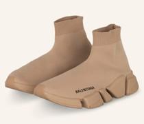 Hightop-Sneaker SPEED 2.0 - BEIGE