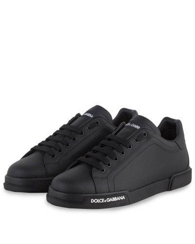 Sneaker PORTOFINO - SCHWARZ