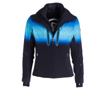 Skijacke RANDY - blau