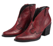Cowboy Boots - ROT
