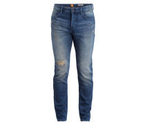 Destroyed-Jeans ORANGE 90 Tapered-Fit