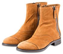 Boots LEXI - cognac