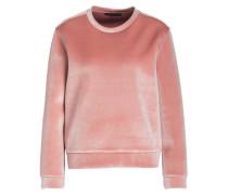 Sweatshirt VELVET - rose