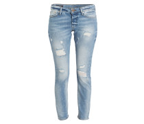 Skinny-Jeans LIV - blau