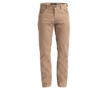 Cordhose CADIZ Straight-Fit - 55 beige