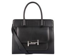 Handtasche DOUBLE T - schwarz