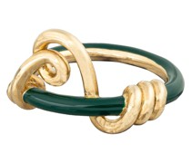 Ring WRAPPED VINE CURL
