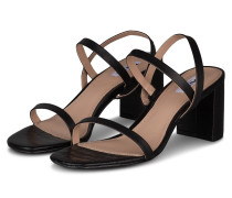 Sandaletten MARTA - SCHWARZ