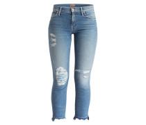 7/8-Jeans RASCAL - hellblau