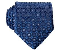 Krawatte - blau