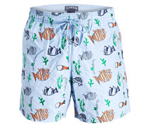 Badeshorts TURTLES STITCH
