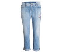 Boyfriend-Jeans LILI - blau