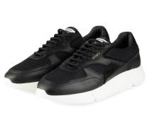 Plateau-Sneaker GENESIS - SCHWARZ