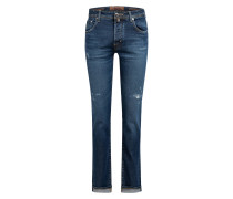 Destroyed Jeans J688 COMFORT LIMITED Slim Fit