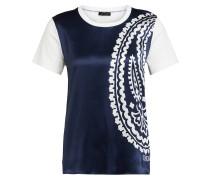 T-Shirt ENNILANA mit Seide