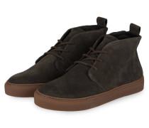 Hightop-Sneaker SPARTACUS - oliv