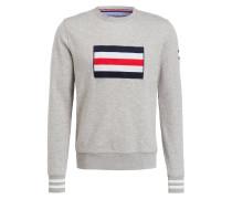 Sweatshirt RAMONE - grau meliert