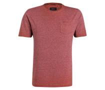 T-Shirt - kupfer