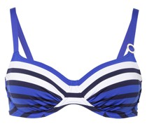 Bügel-Bikini-Top POLYNESIA mit Schmucksteinbesatz
