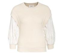 Pullover SAMOA im Materialmix