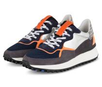 Sneaker - DUNKELBLAU/ GRAU/ WEISS