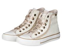 Hightop-Sneaker - ECRU
