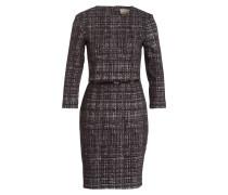 Kleid TABATHA - dunkegrau/ grau
