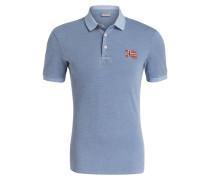 Poloshirt EDENSOR - blau