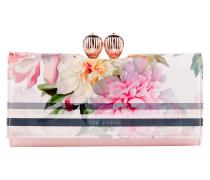 Geldbörse MANDIE - pink/ grau