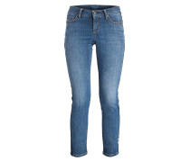Jeans LIU - winter 3d destroyed blue