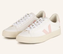 Sneaker CAMPO - WEISS/ HELLROSA
