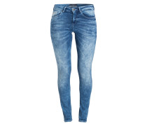 Skinny-Jeans LA BOHEMIENNE - blau