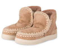 Fell-Boots MINI ESKIMO - camel