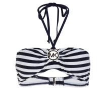 Bandeau-Bikini-Top - new navy