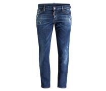 Destroyed-Jeans JEAN Slim-Fit
