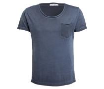 T-Shirt POINT - dunkelblau