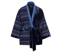 Kimono - blau/silber/rot