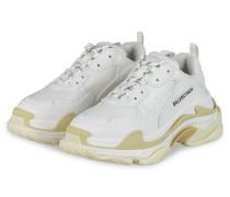 Sneaker TRIPLE S - WEISS
