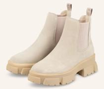 Chelsea-Boots TUSK - CREME