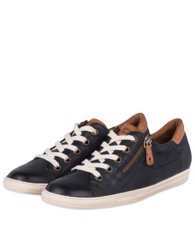 Sneaker - OCEAN/COGNAC