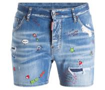 Jeans-Shorts DAN COMMANDO - navy