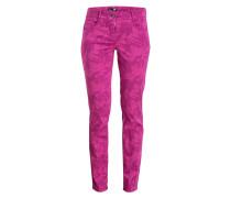 Jeans ZURI - lila/ pink