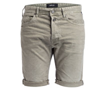 Jeans-Shorts - 190 light military green