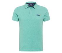 Pique-Poloshirt Slim Fit