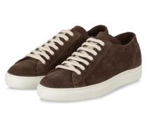 Sneaker WASH - DUNKELBRAUN