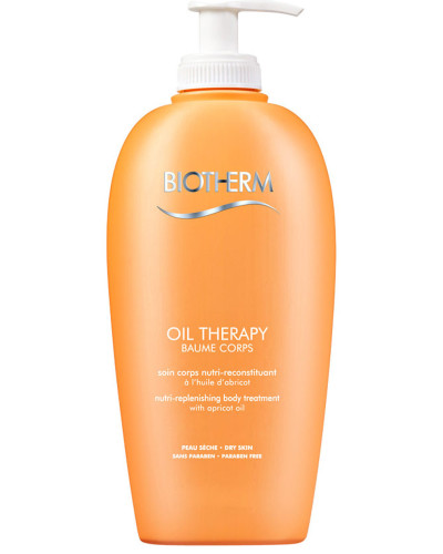 OIL THERAPY BAUME CORPS 400 ml, 6.25 € / 100 ml